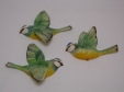 Beswick Blue Tit Wall Plaques (705/706/707 - Set of 3)