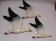 Beswick Seagull Wall Plaques (922 - Set of 3)
