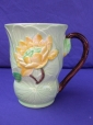Carlton Ware Green Water Lily Chocolate Mug