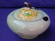 Carlton Ware Green Water Lily Preserve Pot