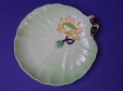 Carlton Ware Green Water Lily Plate