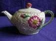 Carlton Ware Green Poppy Teapot