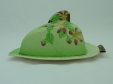 Carlton Ware Green Apple Blossom Cheesekeep