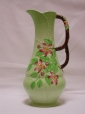 Carlton Ware Green Apple Blossom Jug (Double Handled 1700/3)