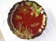 Carlton Ware Rouge Royale Spiders Web Plate