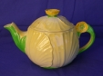Carlton Ware Yellow Buttercup Teapot