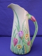Carlton Ware Yellow Crocus Flower Jug/Pitcher