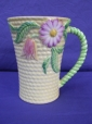 Carlton Ware Yellow Flowers & Basket Chocolate Mug