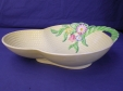 Carlton Ware Yellow Flowers & Basket Bowl (1922/2)