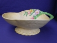 Carlton Ware Yellow Flowers & Basket Salad Bowl