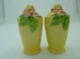 Carlton Ware Yellow Apple Blossom Salt & Pepper Shakers (Large)