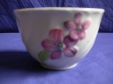 Clarice Cliff Floral Fluted Sugar Bowl