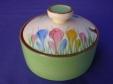 Clarice Cliff Spring Crocus Sugar Bowl