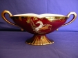 Crown Devon Pegasus Lustre Twin Handled Bowl