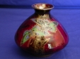 Crown Devon Sylvan Lustrine Butterflies Vase