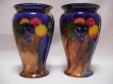 H & K Tunstall Autumn Vases