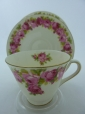 Royal Doulton Raby Rose Cup, Saucer & Plate