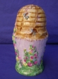 Royal Winton Bee Hive Sugar Shaker