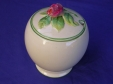 Royal Winton Cream Rosebud Preserve Pot