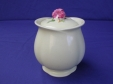 Royal Winton Cream Tiger Lily Preserve Pot