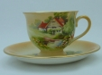 Royal Winton Fawn Red Roof Cup & Saucer