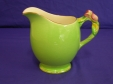 Royal Winton Green Rosebud Jug