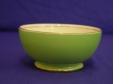 Royal Winton Green Rosebud Sugar Bowl
