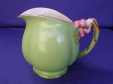 Royal Winton Green Tiger Lily Jug