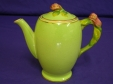 Royal Winton Green Rosebud Coffee Pot