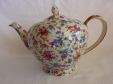 Royal Winton Old Cottage Chintz Teapot (6 Cup)