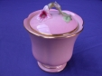 Royal Winton Pink Petunia Preserve Pot