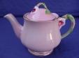 Royal Winton Pink Petunia Teapot
