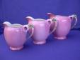 Royal Winton Pink Petunia Set of Jugs (3)