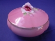 Royal Winton Pink Petunia Powder Bowl