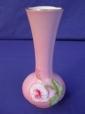 Royal Winton Pink Petunia Vase