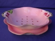 Royal Winton Pink Petunia Salad Drainer & Underplate