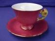 Royal Winton Rouge Petunia Cup & Saucer