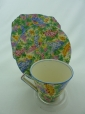 Royal Winton Somerset Chintz Cup, Saucer & Plate