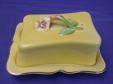 Royal Winton Yellow Petunia Cheesekeep
