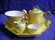 Royal Winton Yellow Petunia Breakfast Set