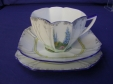 Shelley My Garden (11607) Cup/Saucer/Plate