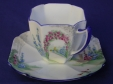 Shelley Archway of Roses Cup & Saucer