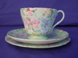 Shelley Melody Chintz Cup/Saucer/Plate