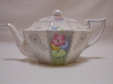 Shelley Voilets (12120) Teapot