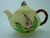 Carlton Ware Yellow Foxglove Teapot