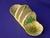 Carlton Ware Yellow Buttercup Toast Rack (3 Bar)