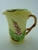 Carlton Ware Yellow Foxglove Chocolate Mug & Lid