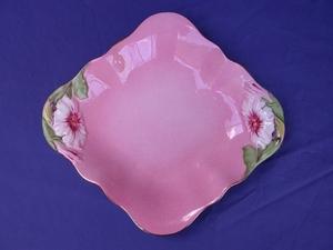Royal Winton Pink Petunia Dish