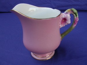 Royal Winton Pink Petunia Jug