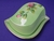 Royal Winton Green Rosebud Cheesekeep
